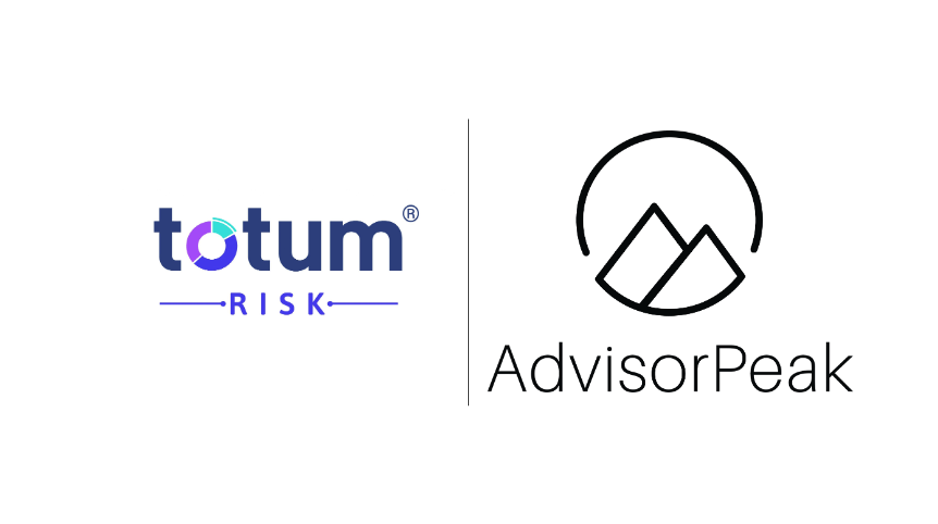 AdvisorPeak and Totum Risk Announce New Data Integration & Partnership
